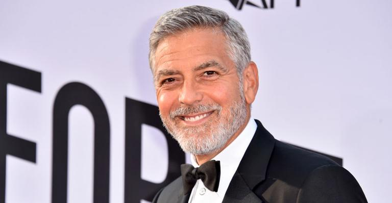 George Clooney falou sobre os casos de racismo nos Estados Unidos