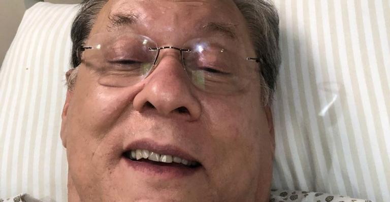 Milton Neves passou mal na noite do último domingo, 07, durante o programa 'Terceiro Tempo'