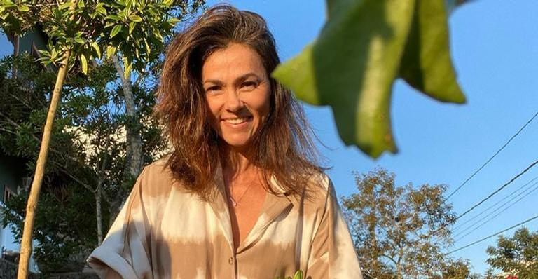 Suzana Alves encanta web ao compartilhar clique raro do filho Benjamin