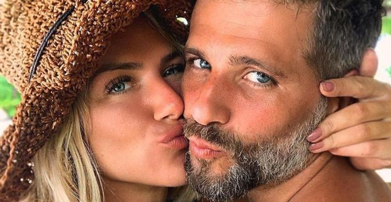 Bruno Gagliasso compartilha clique de Giovanna Ewbank e encanta os seguidores