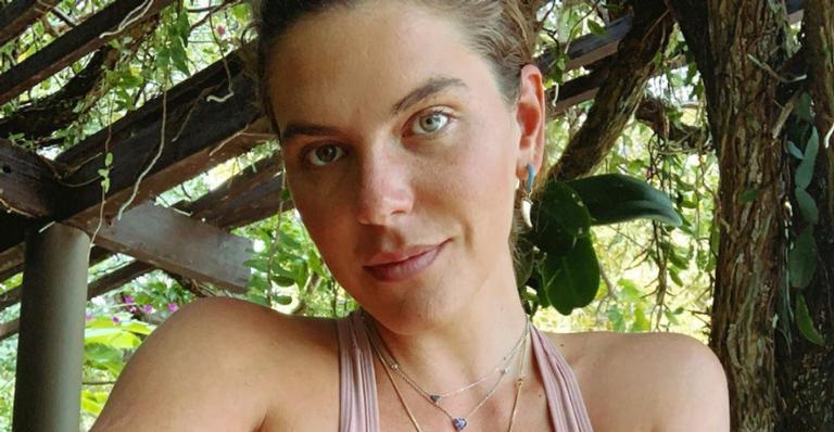 Mariana Goldfarb deixou seus seguidores de queixo caído ao compartilhar clique na natureza
