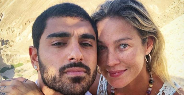 Luana Piovani fala sobre fim do namoro com o israelense Ofek Malka