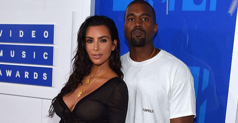 Kim Kardashian fala sobre transtorno bipolar do marido, o rapper Kanye West