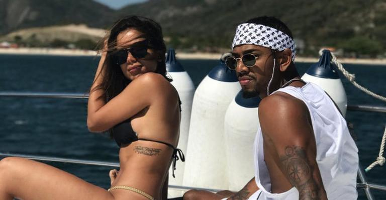 Nego do Borel questiona Anitta sobre suposto novo affair, após boatos nas redes sociais