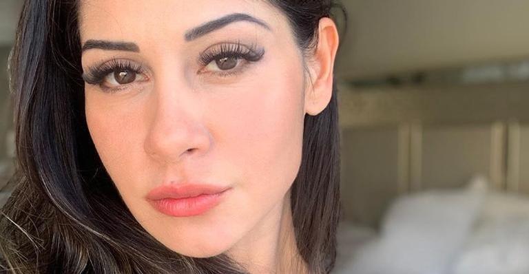 Mayra Cardi defendeu o amigo Thammy Miranda das críticas e haters
