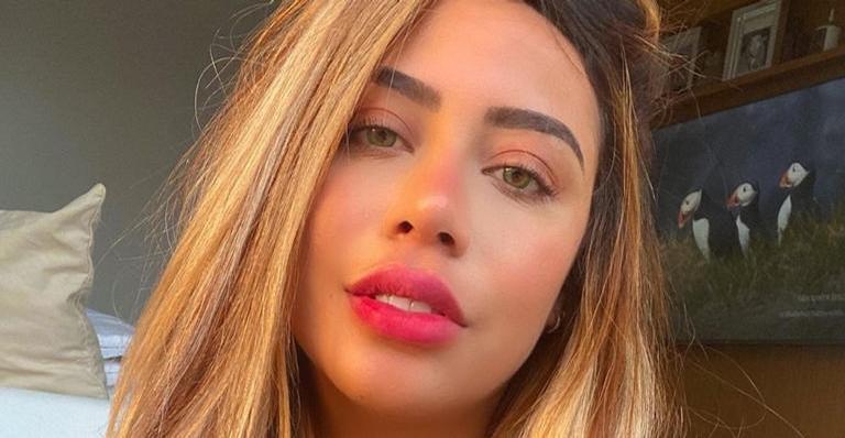 Após rumores de romance, Rafaella Santos faz carão e exibe as pernas na web