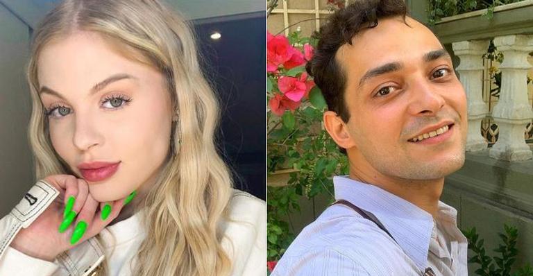 Luísa Sonza admite crush em Eduardo Sterblitch e surpreende