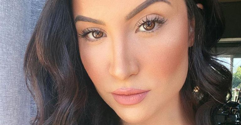 Bianca Andrade surge toda produzida nas redes sociais e deixa os internautas de queixo caído