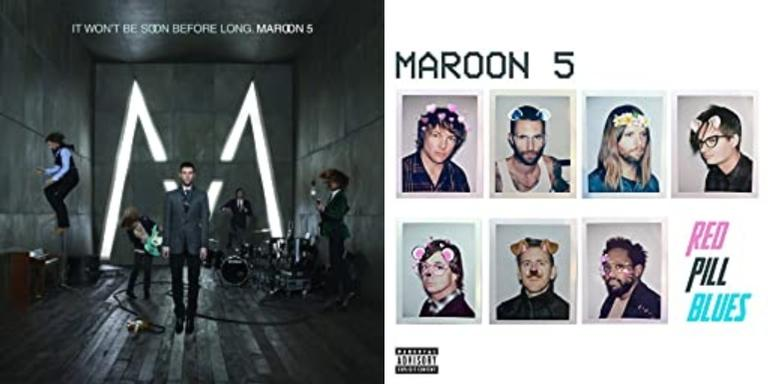 Listamos alguns álbuns da banda disponíveis no Amazon Music