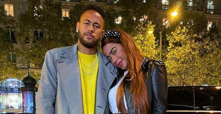 Rafaella Santos se irrita e defende Neymar Jr. na web