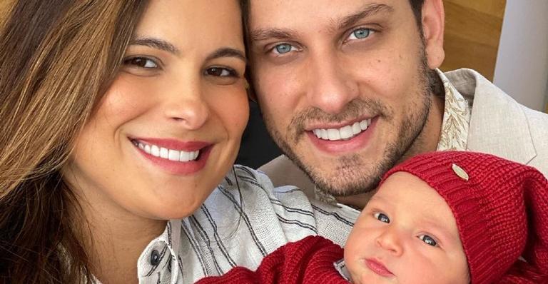 Kamilla Salgado encanta ao mostrar os detalhes do quarto de Bento na maternidade