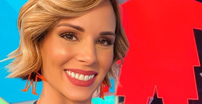 Ana Furtado usa as redes sociais para falar sobre projeto relacionado ao Outubro Rosa
