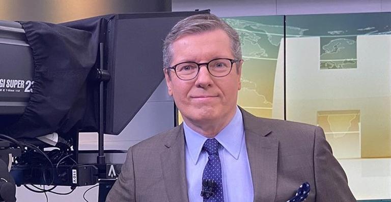 Após 24 anos, Márcio Gomes se despede da Globo e vai para CNN Brasil: ''Novas experiências''
