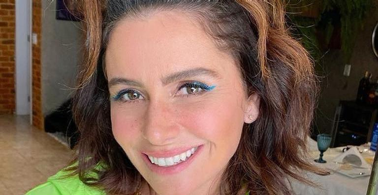 Giovanna Antonelli encanta internautas ao mandar belo recado para seus seguidores