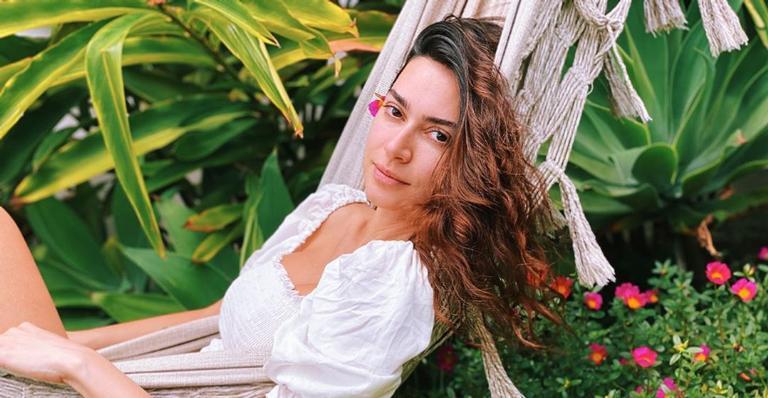 Thaila Ayala escreve desabafo emocionante sobre seus vínculos afetivos
