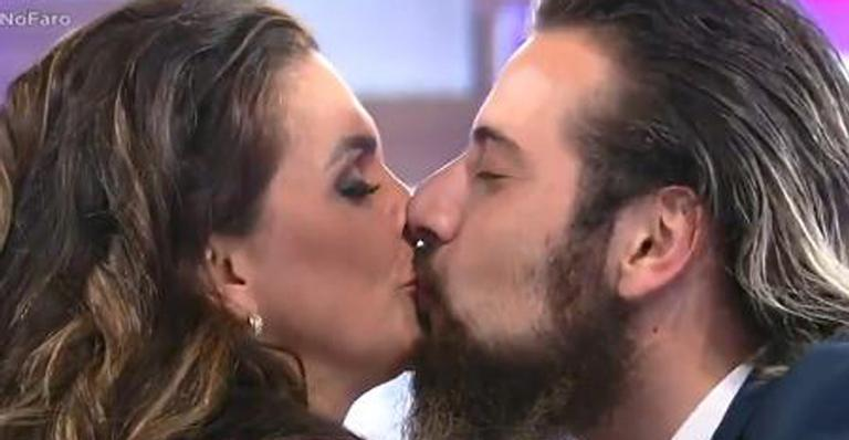 Luiza Ambiel fala sobre engatar romance com Cartolouco