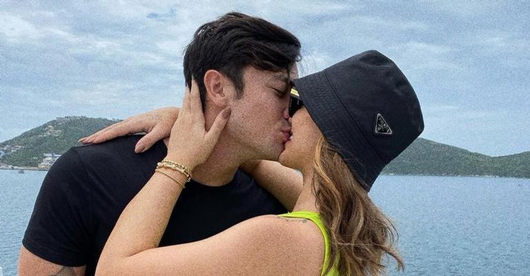 Ex-BBB Rafa Kalimann fala sobre namoro com Daniel Caon