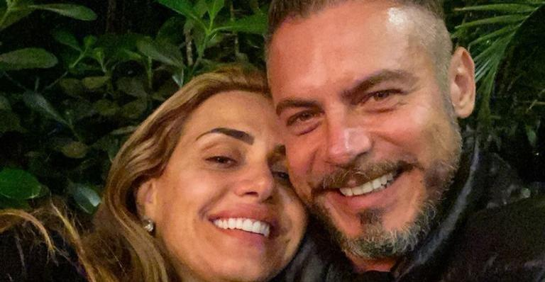 Esposa de Luigi Baricelli desabafa sobre câncer: ''Difícil''