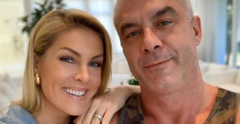 Alexandre Correa, marido de Ana Hickmann, mostra braços roxos: ''Marcas da quimioterapia''