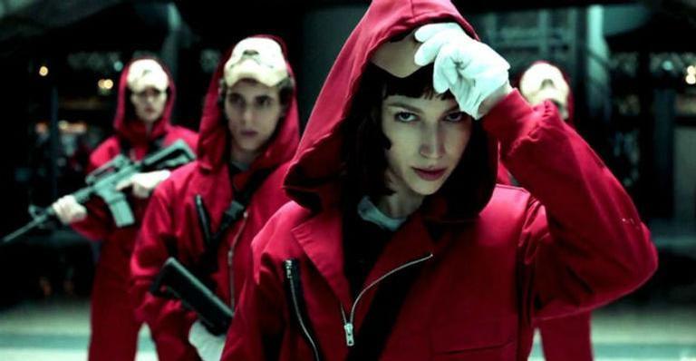 'La Casa de Papel' vai ganhar nova versão na Netflix