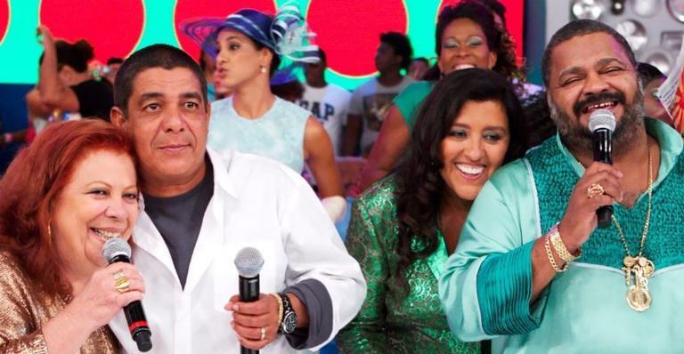 Regina Casé encanta internautas ao relembrar momentos ao lado de artistas do samba