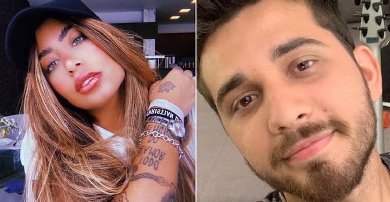 Após rumores de affair, Gustavo Mioto e Rafaella Santos são flagrados 'juntos'
