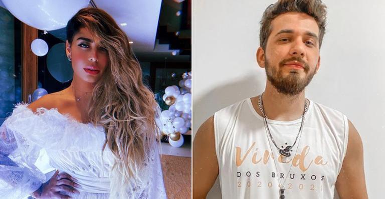 Rafaella Santos quebra o silêncio e fala sobre rumores de affair com Gustavo Mioto