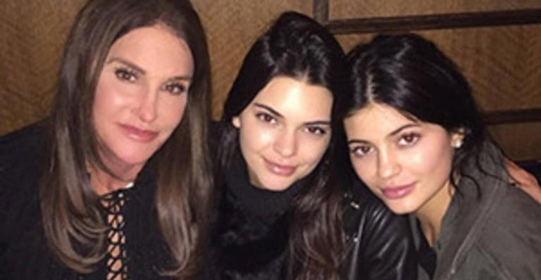 Caitlyn Jenner revela motivo de ser mais próxima de Kylie Jenner