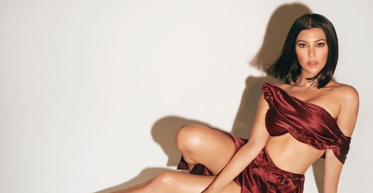 Kourtney Kardashian está namorando um astro do rock: ''Algo romântico''