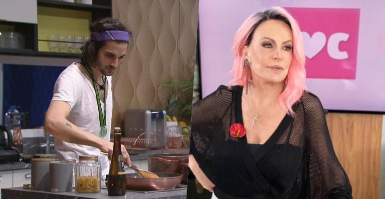 BBB21: Fiuk erra na hora de cozinhar e Ana Maria Braga se pronuncia: ''Menina''