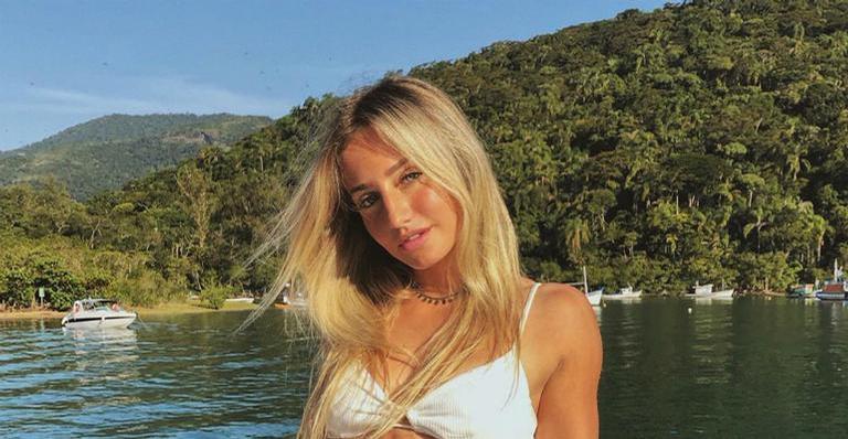 Segundo Fábia Oliveira, Bruna Griphao estaria namorando estudante de medicina do Rio