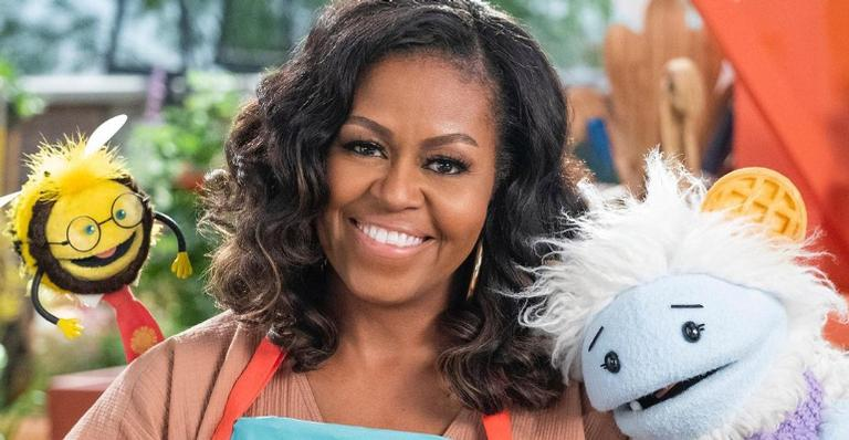 Após assinar contrato com a plataforma de streaming, Michelle Obama anuncia programa infantil