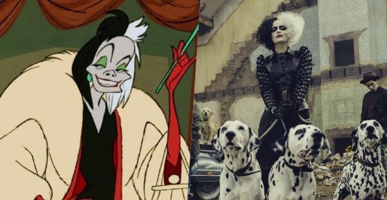 Público se surpreende com visual de Emma Stone no primeiro cartaz de 'Cruella'