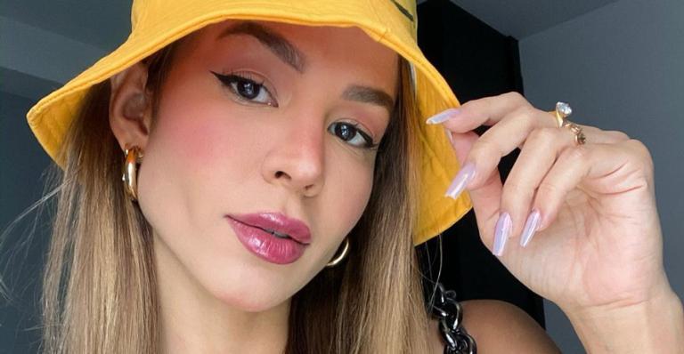 Kerline Cardoso, do BBB21, fez a temperatura subir ao posar com look sexy para as redes sociais