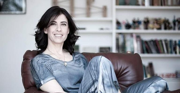 Fernanda Torres encanta ao resgatar belíssimo clique feito nos bastidores da novela 'Eu Prometo'