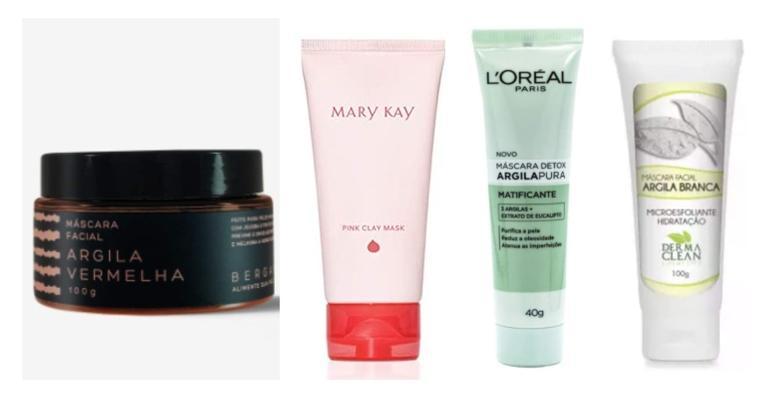Skincare: 6 máscaras faciais com argila para incluir na rotina de beleza