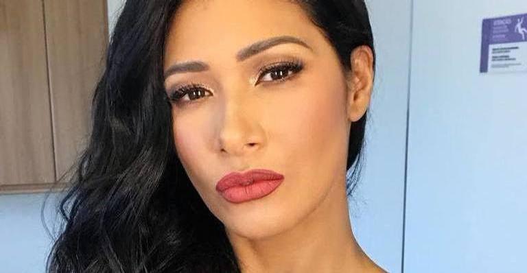 Sertaneja esbanjou charme e beleza no Instagram
