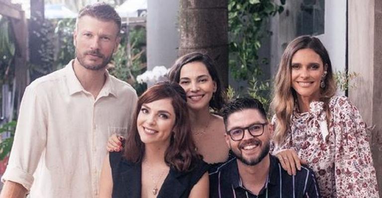 Titi e Tainá Müller participam do novo programa de Rodrigo Hilbert e Fernanda Lima: ''Papo delícia''