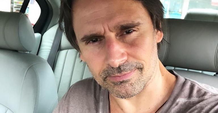 O ator Murilo Rosa falou sobre Rodolffo, Caio e Arthur após Jogo da Discórdia