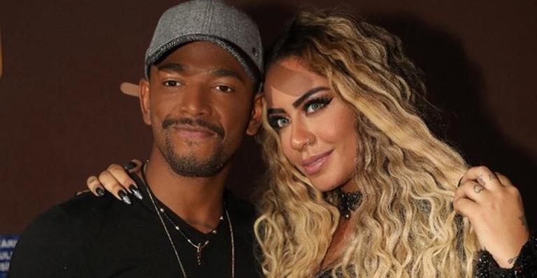 Nego do Borel parabeniza Rafaella Santos, irmã de Neymar Jr.: ''Minha irmã''