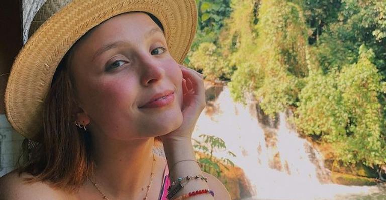 Larissa Manoela revela se já fez procedimentos estéticos aos 20 anos