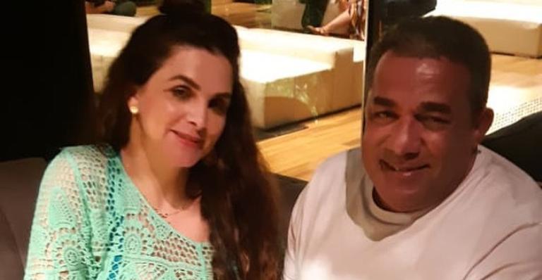 Luiza Ambiel choca os seus seguidores ao assumir namoro fake com Mauro Machado, pai de Anitta