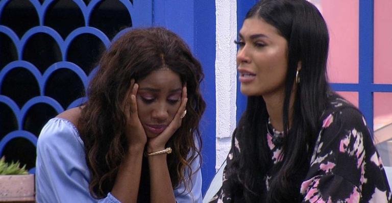 Após receber voto de Camilla, Pocah lamenta e desabafa com a influenciadora