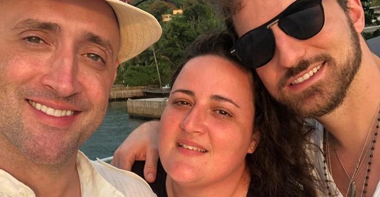 Após novo boletim médico, irmã de Paulo Gustavo se pronuncia: ''Já já você estará em casa''