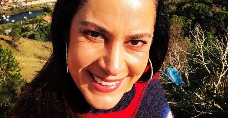 Internada com Covid-19, Silvia Abravanel recebe alta hospitalar
