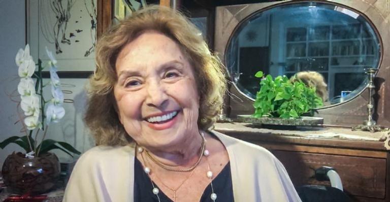 A atriz de 87 anos deu entrada no Hospital Albert Einsten na última quinta-feira, 15