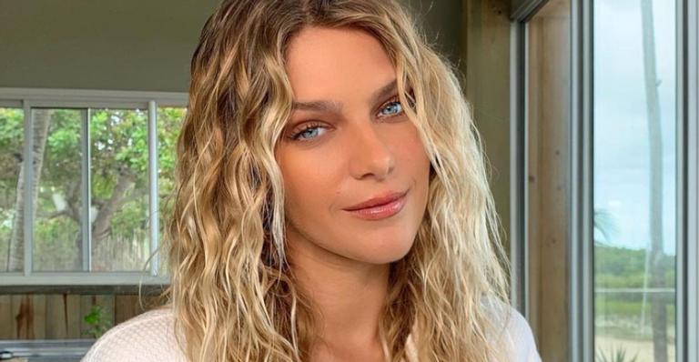 Dando dicas sobre saúde e beleza, Isabella Santoni comenta mudanças de rotina e aprendizados na pandemia