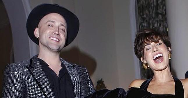 Fernanda Paes Leme faz despedida emocionante para Paulo Gustavo: ''Vai sempre bilhar''