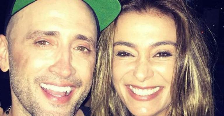 Amiga do humorista, atriz gravou vídeo emocionante para o 'Saia Justa'
