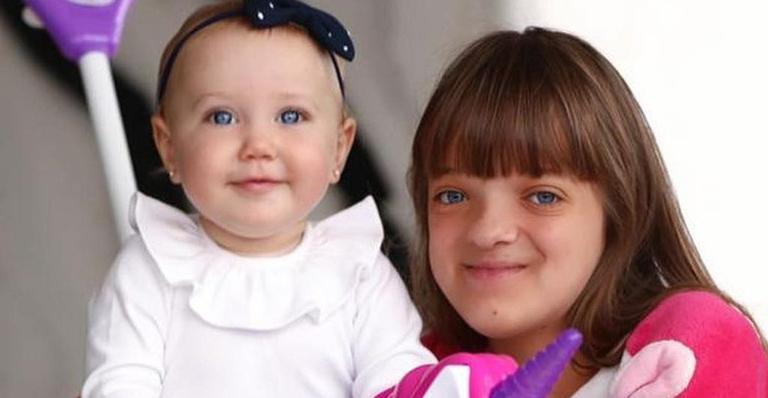 Rafaella Justus comemora aniversário da irmã, Vicky: ''Eu te amo''